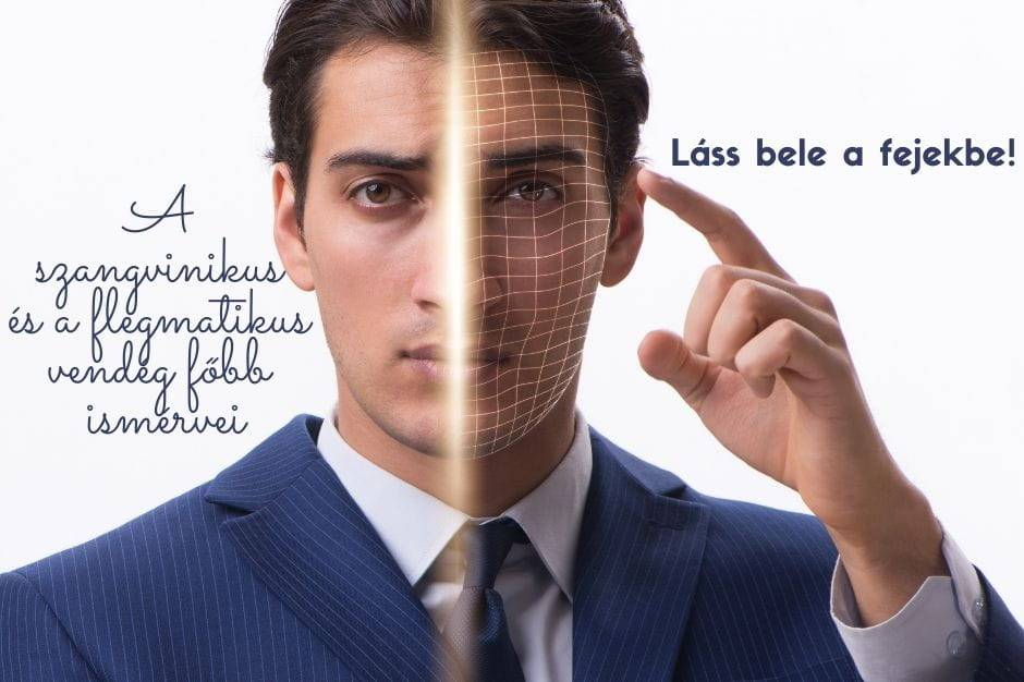 A masszőr a legjobb pszichológus - Ismerd fel tudatosan a szangvinikus és a flegmatikus karaktereket