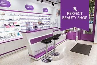 Perfect Beauty Shop - Etele Plaza